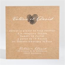 Carton d invitation de mariage