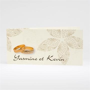 Faire-part mariage réf.N43128