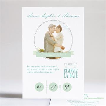 Faire-part mariage réf.N24164