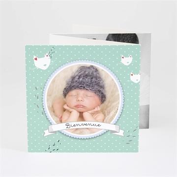 Faire-part naissance réf. N83015