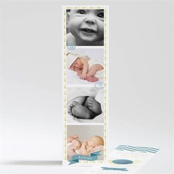 Faire-part naissance réf. N20119