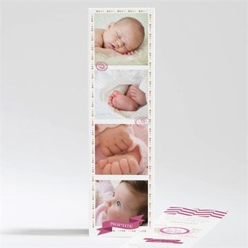 Faire-part naissance réf. N20120
