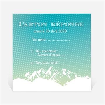 Carton réponse départ à la retraite réf. N3001151