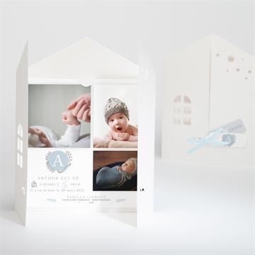 Faire-part naissance réf. N91031