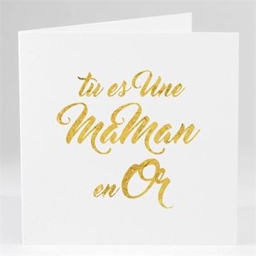 Carte fête des mères réf. N45158