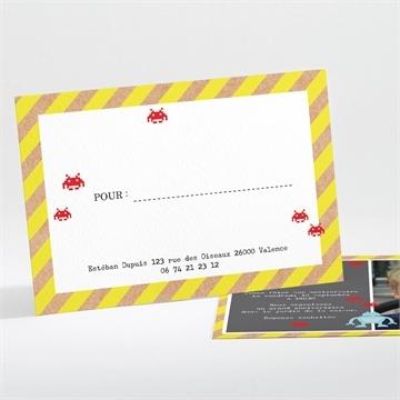 Invitation anniversaire réf. N111155