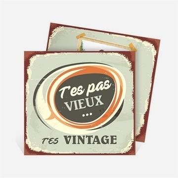 Cartes A Souhaiter Anniversaire Vintage Sur Monfairepart