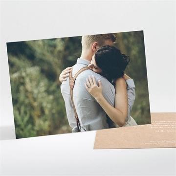 Remerciement mariage réf. N111182