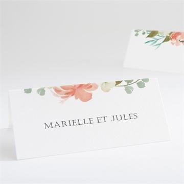 Marque-place mariage réf. N440649