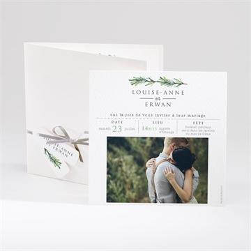 Faire-part mariage réf.N91046