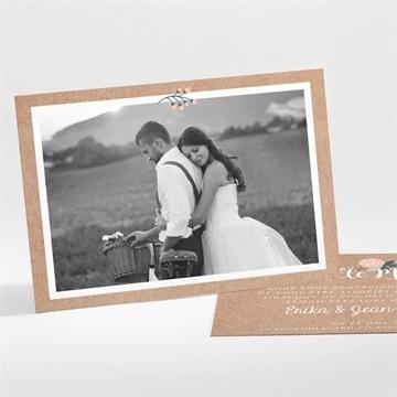 Remerciement mariage réf. N111195