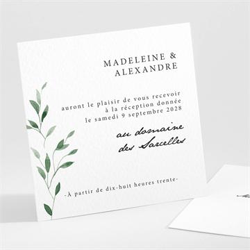 Carte D Invitation De Mariage Personnalisee Sur Monfairepart Com