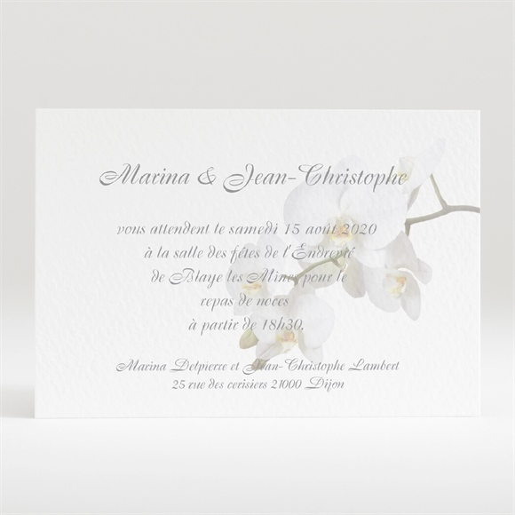 carton d 39 invitation mariage r f n120122 du faire part mariage r f n43107. Black Bedroom Furniture Sets. Home Design Ideas
