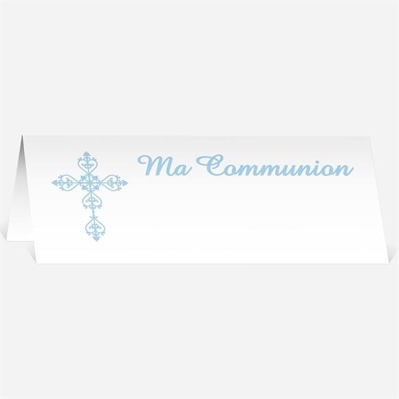 marque place communion r f n440211 du faire part communion r f n31149. Black Bedroom Furniture Sets. Home Design Ideas