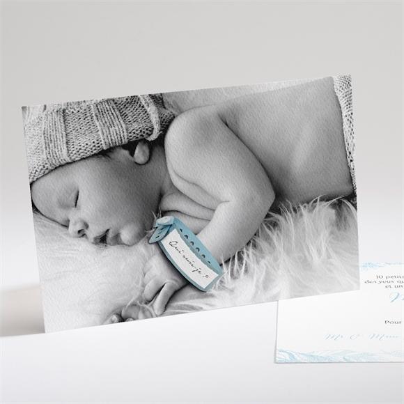 984a905fddfbe Faire Part Naissance Bracelet Maternité
