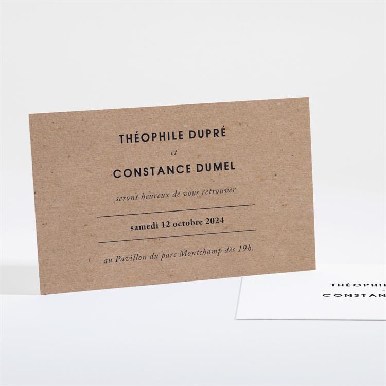 Carton Dinvitation Mariage Précieux Cadeau Du Faire Part