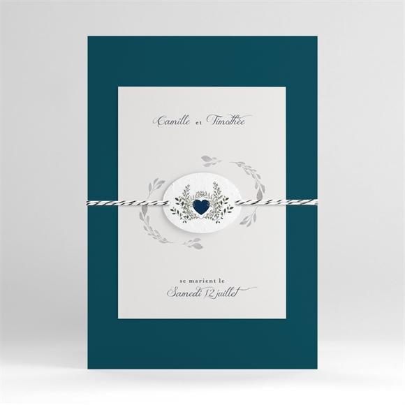Faire-part mariage Tourbillon sentimental réf.N99132